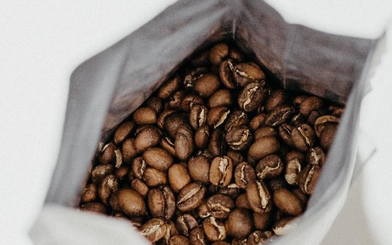 coffe in a bag